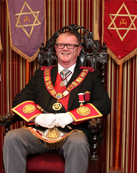 District Royal Arch Chapter of Down - Who's Who