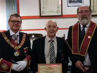 District Royal Arch Chapter of Down - News